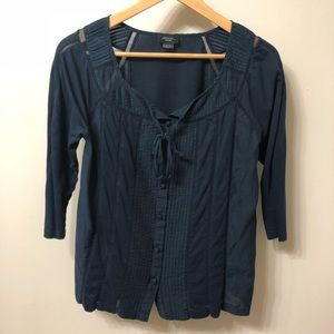 4 for $25 Anthropologie | Deletta Blouse